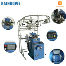 Sockenstrickmaschinen automatische Soosanstrickmaschinen zur Herstellung von Jacquard-Baumwollsocken