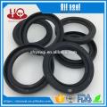 O óleo resistente personalizado do tipo TC de esqueleto NBR lubrifica selos / peças hidráulicas do selo do óleo do nitrilo da máquina escavadora