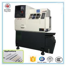 Yixing Máquinas Eixo de Fixação Pneumática By20c 4-Axis de Alta Velocidade Ferramenta Gang Torno CNC