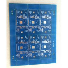 Purchasing for 6Layer Via In Pad PCB 4 layer blue solder BGA via in pad export to Portugal Importers