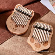 2021 tol seller ubeta ladolurai kalimba 10 keys mini thumb piano sarangi musical instrument