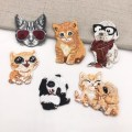 Lovely Animals Embroidery Patches Iron on Sew on