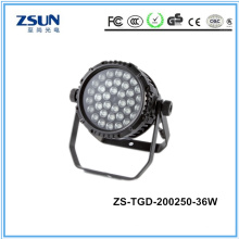 Lumière d'inondation imperméable de la puce IP65 de prix de la promotion 6500k Epistar LED 2 ans de garantie