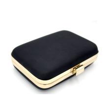 Viagem de baixo preço portátil beleza mulheres difícil confortável caixa de maquiagem de luxo