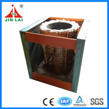 50kg Stainless Steel Electric Melting Induction Furnace (JLZ-110/160KW)