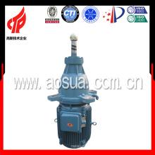 Motor de torre de refrigeración NGW-L-F31 Reductor de velocidad de engranaje con motor de 4KW