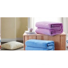 100% Polyester Super Soft Flannel Baby Fleece Blanket