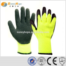 SUNNYHOPE 7gauge мужские черные зимние перчатки