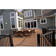 Eco-Friendly Solid Floor / Engineered WPC Bodenbelag Holz Kunststoff Composite Decking