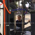 La bande verticale de scie à ruban jumelle a vu la scie de bande de coupe de journal de rendement élevé de machine