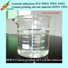 DEIPA (Diethanolisopropanolamine) 85% Liquid, Cement Additive,cement grinding aid raw material