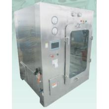 Vakuum sterila överföring passage