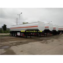 Remorques citernes diesel 42m3 30ton