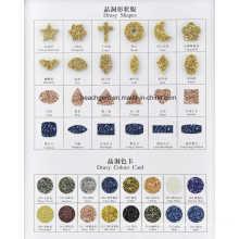 Piedras preciosas Druzy de la ágata para el ajuste de la joyería