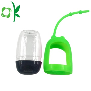 Travel Size Hand Sanitizer Bag Holder voor portemonnee