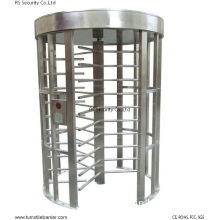 Security Park System Access Control Full Height Turnstile RS 997