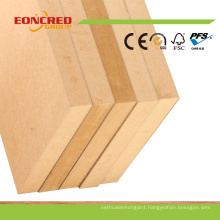 Different Thickness Raw MDF for Egypt Dubai Market