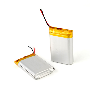 Customized 301325 3.7V 50mAh Lipo Battery