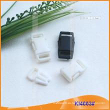 Clip de plástico hebillas KI4003
