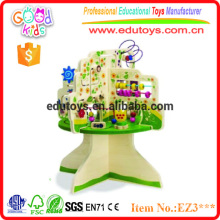 Escuela Infantil Tema Colorido Del Árbol Centro De Actividad De La Construcción Fuerte Niños Desarrollo Temprano Juguetes