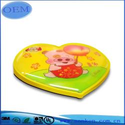 Colorful Resin Dome Epoxy PVC Sticker