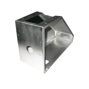 Usine de traitement de feuille de métal de pièces de tôle de service de pliage de tôle