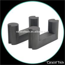 Base de ferrita del imán suave de la forma del material UCP Pc40 para el generador