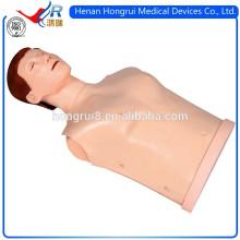 Maniquí de CPR de la mitad simple de la versión de ISO del ISO