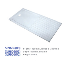 outdoor shower tray for bathing acrylic bath tray