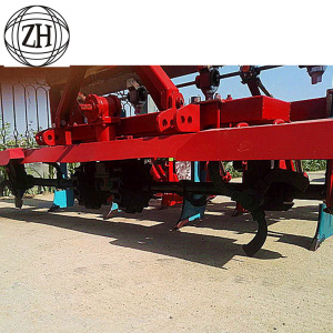 8 Baris Tractor Mounted Corn Seed Planter
