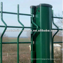 wire mesh filed fence