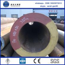 Chine fournisseur tuyau en acier allié p22
