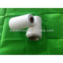 40S / 1 fil de fibres de lait économe et sain nouveau fil de fibre fibreux