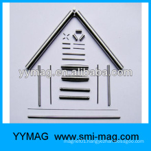 Customized bar FeCrCo sewing magnet