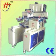 HS600PX Flat seguro correr-tabela serigrafia equipamento de impressão para vendas em Dongguan