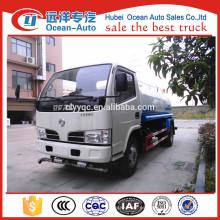 DFAC 4X2 mini camión de agua con capacidad de 5000L a la venta