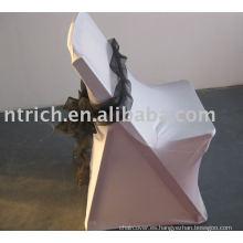 Cubiertas de la silla Spandex plegable