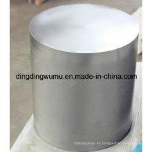 Alta temperatura molibdeno Tzm barra de fábrica
