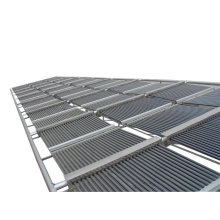 mono transparent pv solor panel