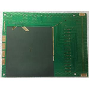 4 layer 0.8mm Green PCB