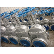 Carbon Steel Flanged Gate Valve