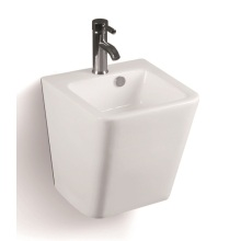 G808 Wall Mounted Ceramic Basin