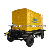 China Brand 120kw Steyr Mobile Type Diesel Generator