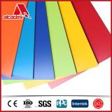Brendable unbroken core aluminum plastic composite instruction sign/acp/acm