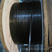 Metallic Card Clothing Wire for Textile Carding Machine