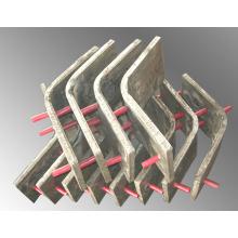 Chromium Carbide Wear Scraper Plate