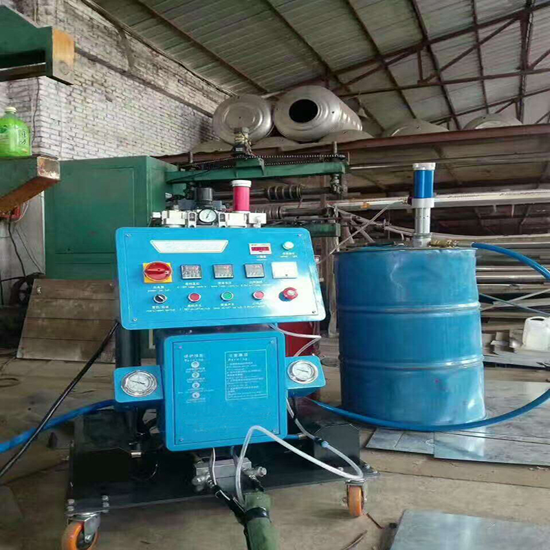 portable spray foam machine