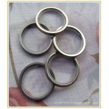 Кольцо занавеса, квадратное кольцо занавеса, пластиковые кольца для штор, пластиковый белый крюк