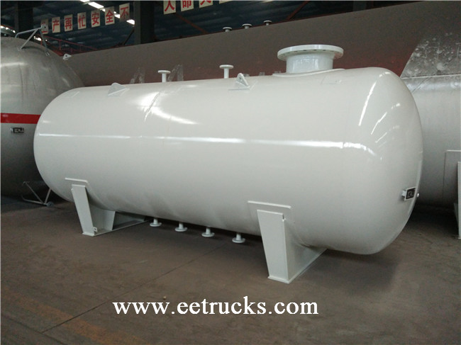 10 MT LPG Gas Storage Tanks