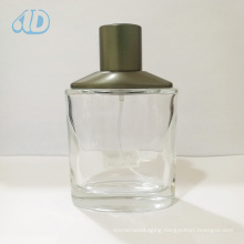 Ad-P388 Spray Square Glass Cosmetic Bottle